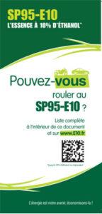 flyer sp95 e10